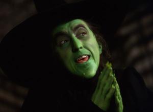 1939  wizard of oz wicked witch