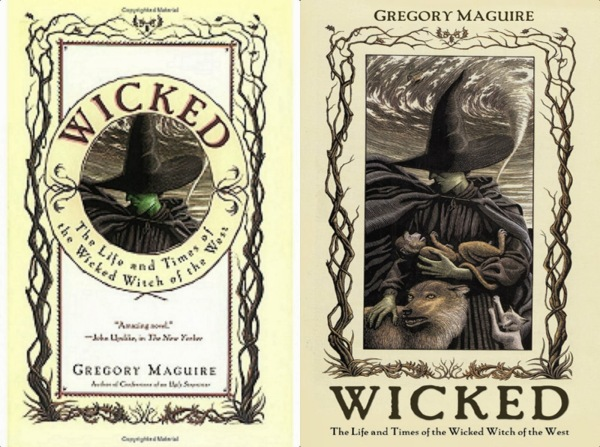 elphaba from wicked by gregory maguire essay Wicked: the life and times of the wicked witch of the west book summary & chapter by gregory maguire home / elphaba spends her early years with her.