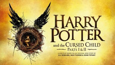 Harry Potter Cursed Child - Banner