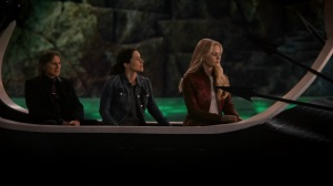 OUAT 5X14 - Rumple, Emma and Mila