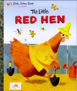 Little Red Hen Book 2