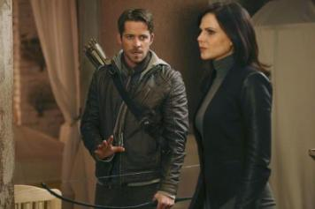 OUAT 5X16 - Regina and Robin