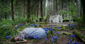 OUAT S7 Ep 1 - Cinderella Henry Carriage 1