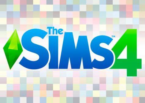 Sims 4 logo 1