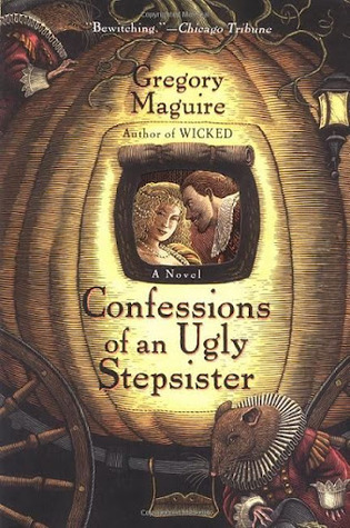 confessions of ugly stepsister